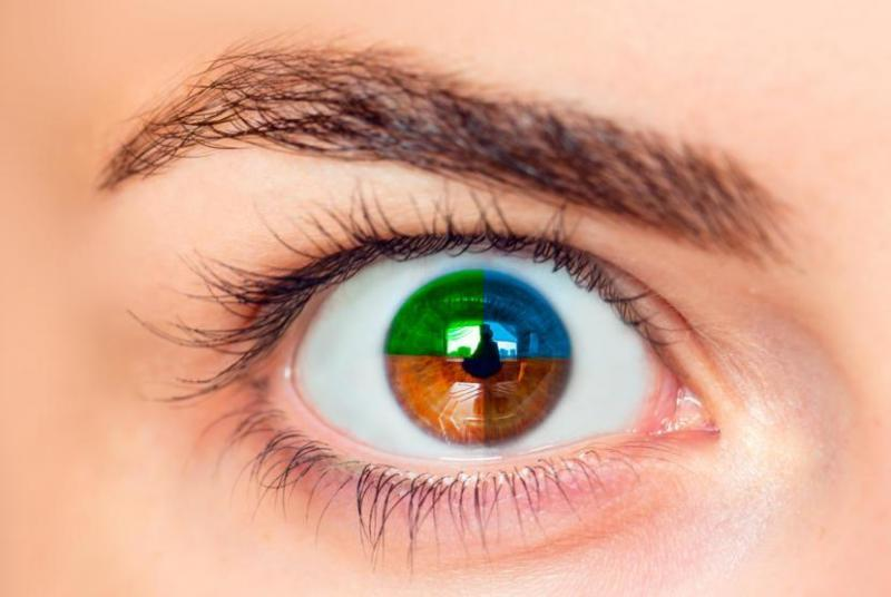 Alis X Chrome Colour Vision Correction Lenses, Mumbai